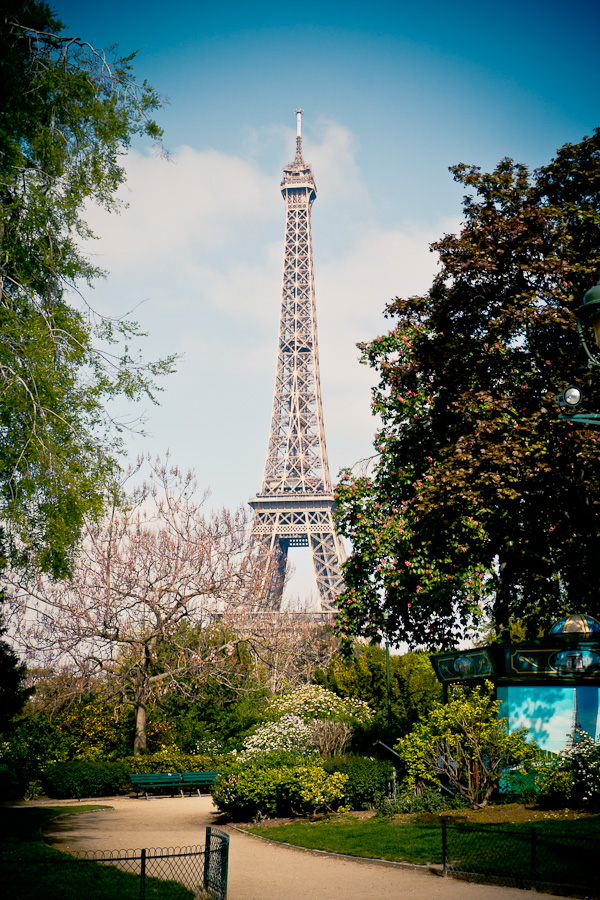 Der Eiffelturm Steht In Paris Martin Strattner Fotoblog